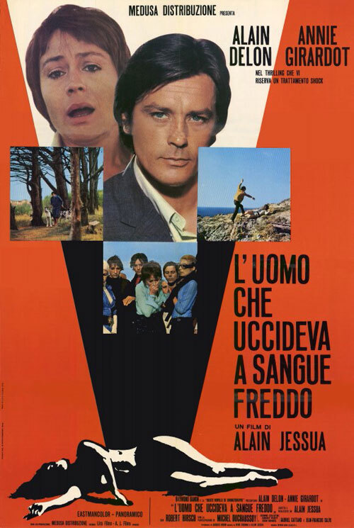 TRAITEMENT DE CHOC -  ALAIN DELON BOX OFFICE 1973