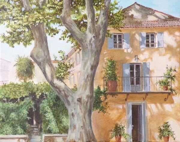 Peintures de : Philippe Demory