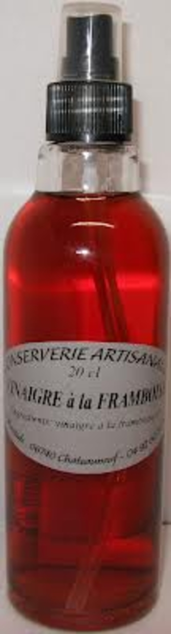 vinaigre de framboise