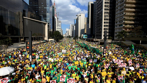 Le Brésil son économie et le fascisme qui vient