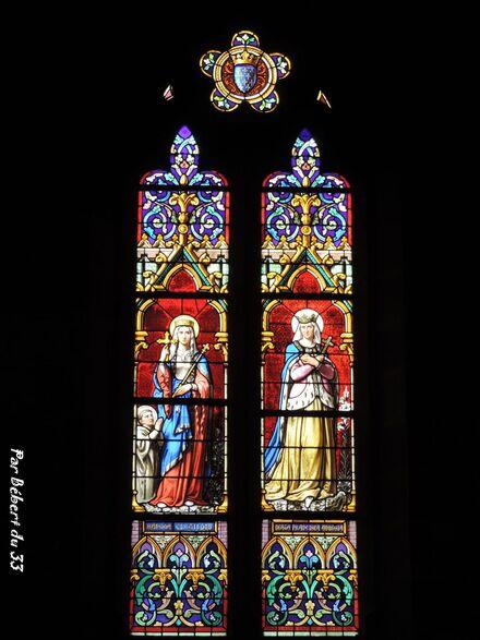 Combourg - l'église (3)
