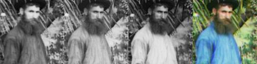Alleia Hamerops Composite / Sergey Mikhaylovich Prokudin-Gorsky