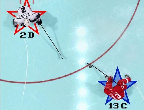 NHL 14 fêtera les 20 ans de NHL 94