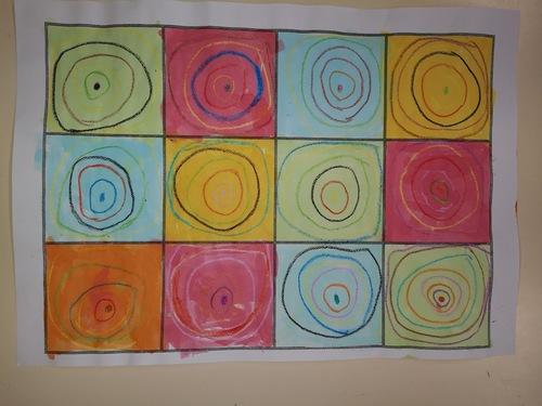 tracé de ronds concentriques avec les GS de S.