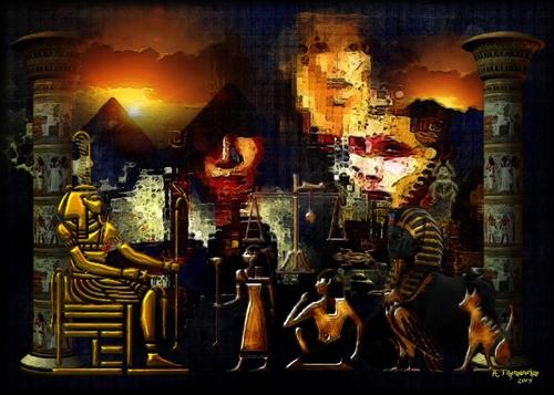 La justice du pharaon