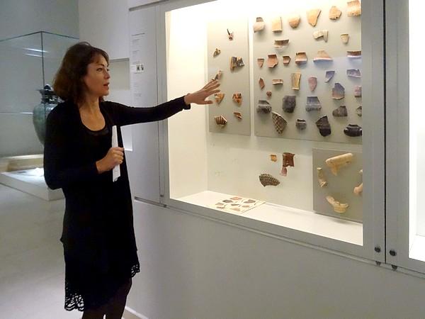 La Fête de la Science 2016  au Musée du Pays Châtillonnais-Trésor de Vix