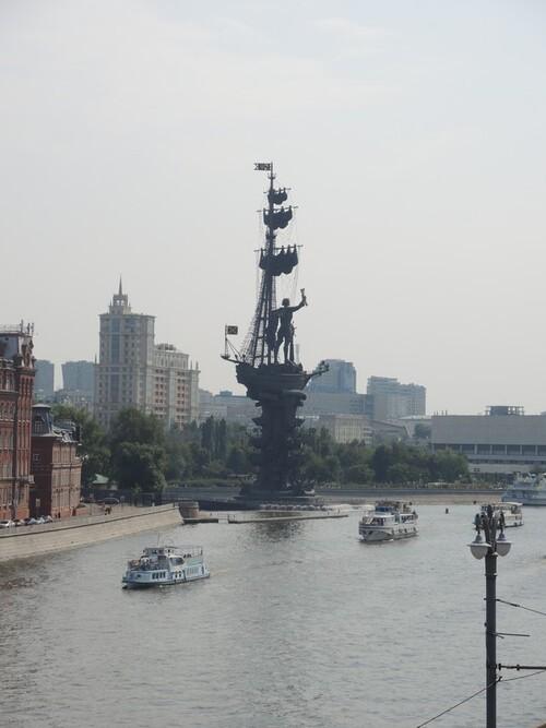Croisière Russie- Jour 8- MOSCOU - suite1