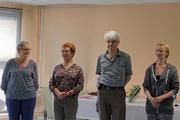 Juin 2018 : accueil d'une délégation allemande