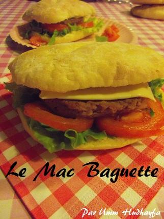 Le Mac Baguette