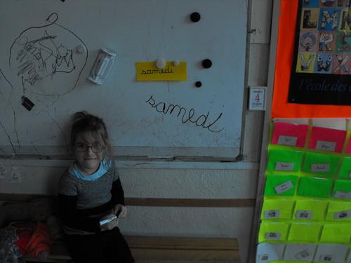 quelques ateliers pratiqués en classe