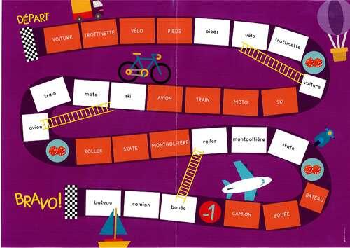 Le jeu de l'oie des mots (P3)
