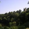 Les ruines du chateau de Crozant