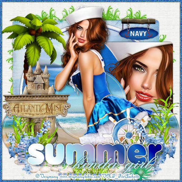 I'm a summer kinda girl