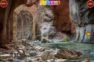 Jouer à Escape Games - Canyon treasure