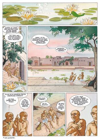 Neferhor ou la quête d'Isis d'Isabelle Dethan - Sur les terres d'Horus, tome 7