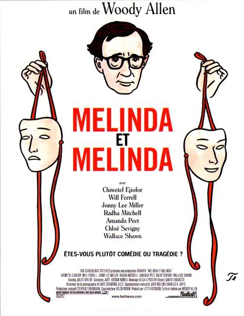 MELINDA ET MELINDA BOX OFFICE FRANCE 2005