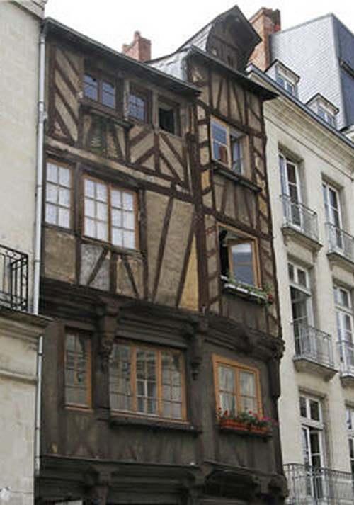 Nantes l'élégante