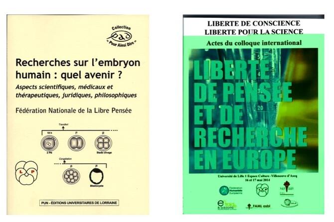Révision des lois sur la bioéthique :  La Libre Pensée a été auditionnée  par le Comité Consultatif National d'Ethique