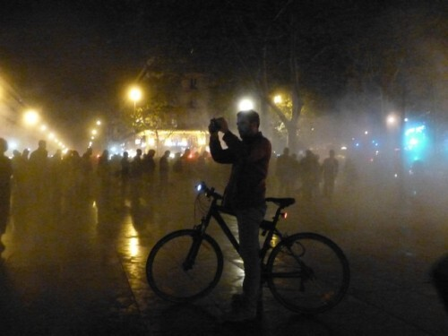 Nuit blanche 13 Fujiko Nakaya brouillard 7