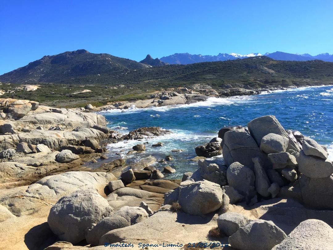 Punta di Spanu - Lumio - Corse