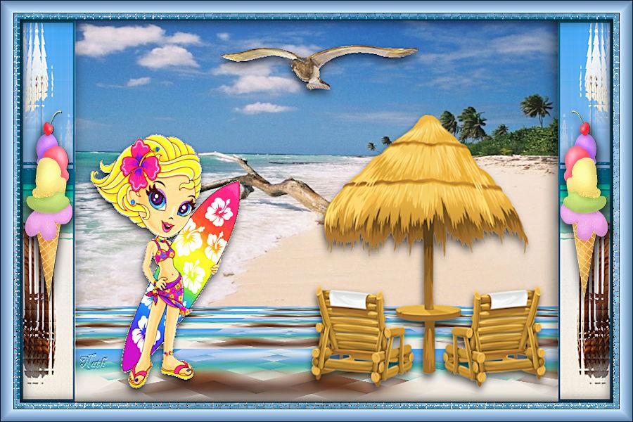 Jolies vacances