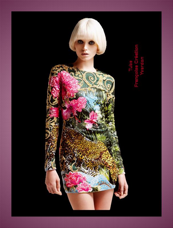 Femmes Versace (01 à 04)