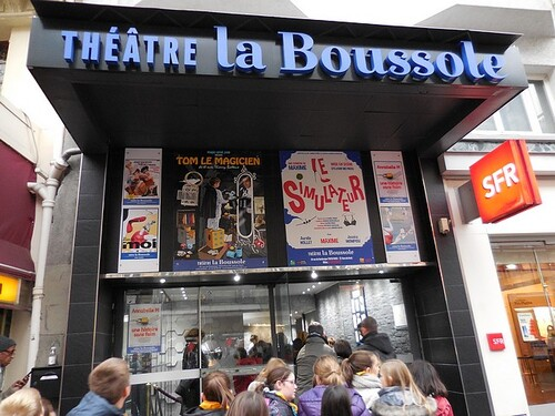 Paris : Jour 3 (deuxième partie)