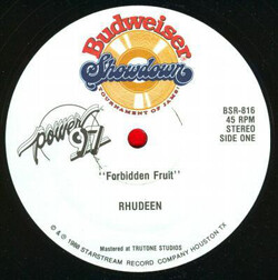 Rhudeen - Forbidden Fruit