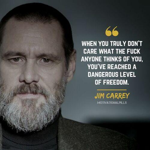 J. Carrey.