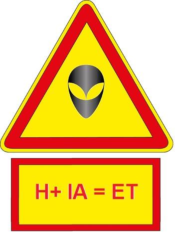Le Transhumanisme Extraterrestre !