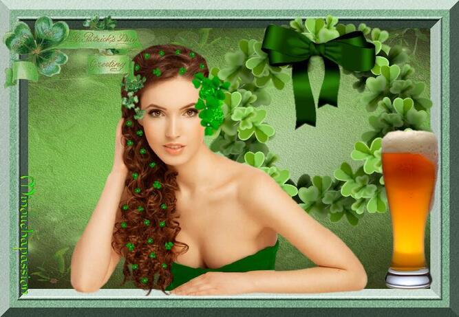 Cartes St Patrick