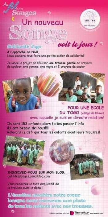 solidarité Togo