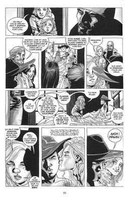 Cette vie derrière nous de Robert Kirkman & Charlie Adlard - Walking Dead, tome 2