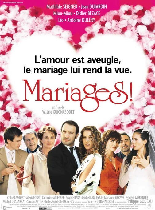 MARIAGES! BOX OFFICE FRANCE 2004