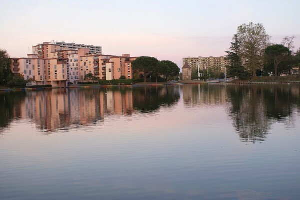 Lac de la Reynerie