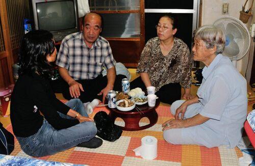 8 septembre - retour à Pohang