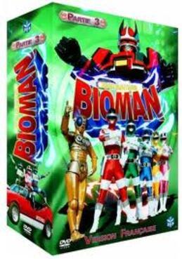 Blog sur Bioman