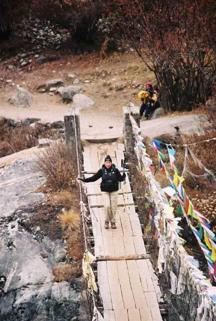 Trekking au Nepal