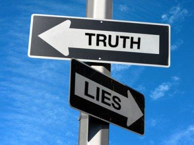 Le mensonge est interdit en plaisantant ou non