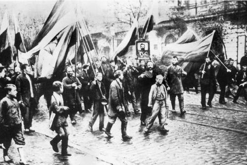 Force et faiblesse de la classe ouvrière ; la Pravda (traduction) [histoire&société 14/03/2016]