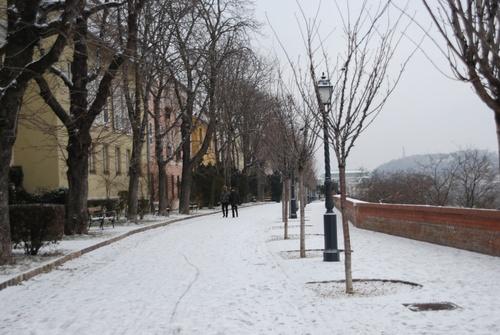 Budapest: la partie de Buda
