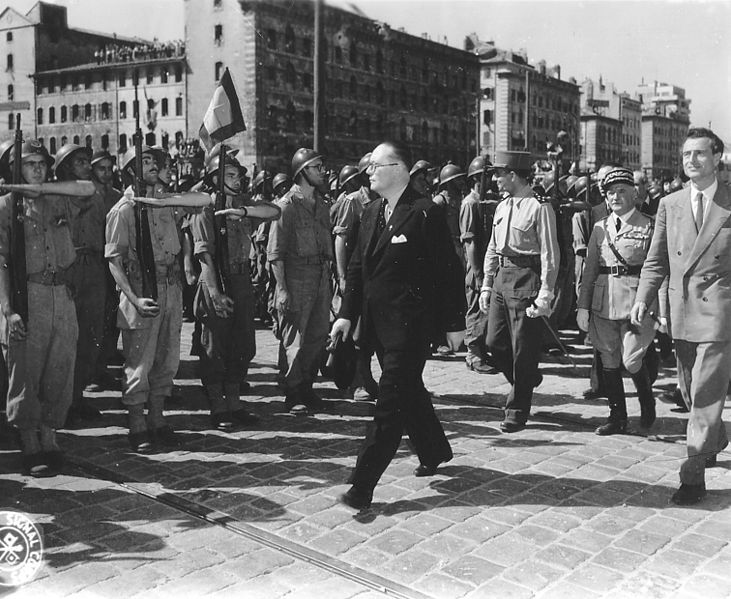 Fichier:Liberation of Marseille, August 1944.jpg