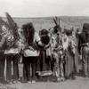 The Owl Dance, 1905, National Anthropological Archives. Smithsonian Institution
