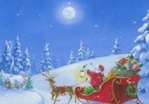 Reindeer - Hidden stars