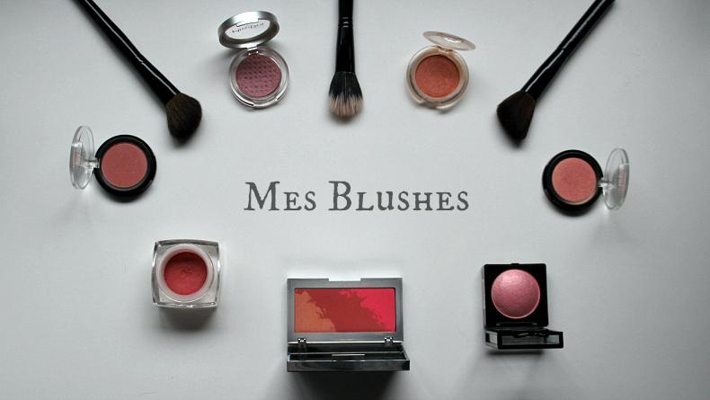 Mes blushes préférés