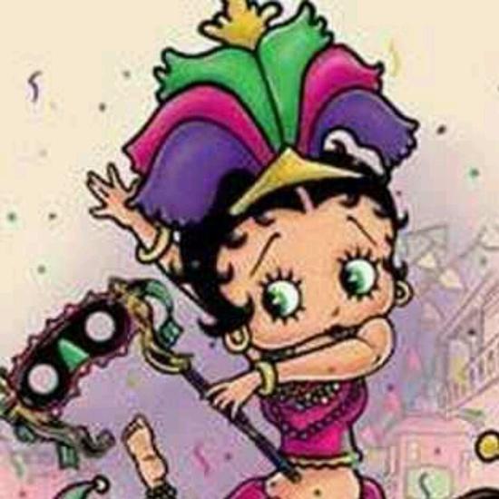 5 gifs ou images de Betty Boop