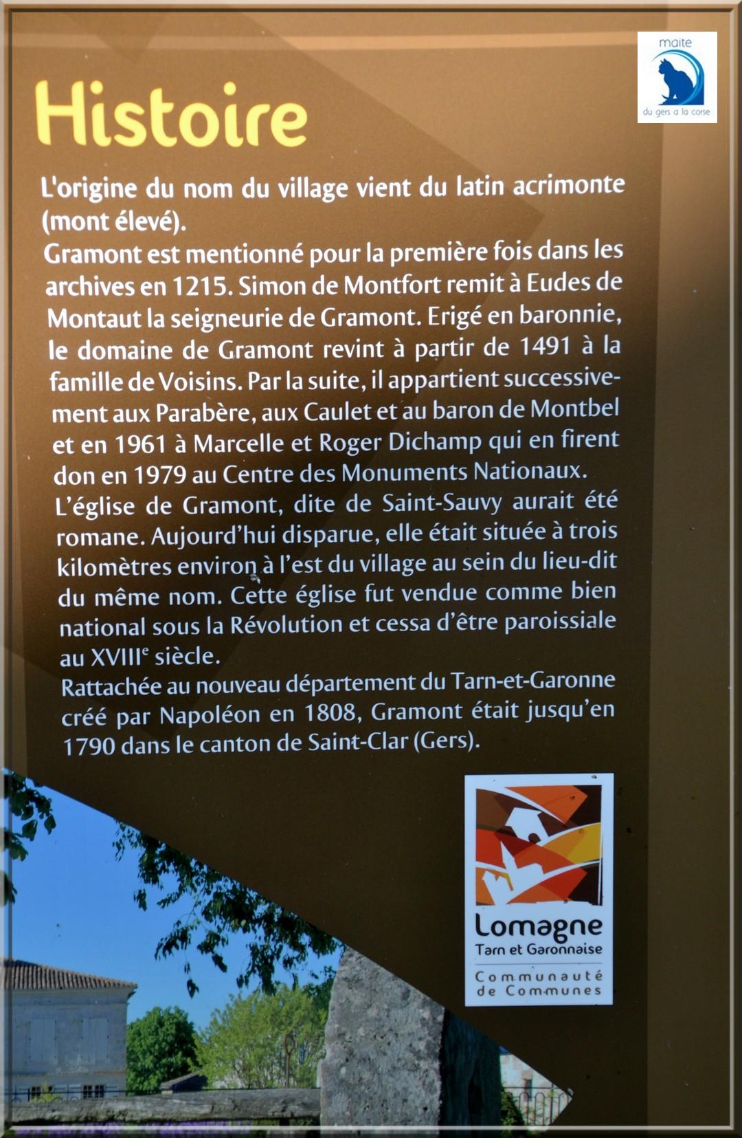 Gramont - (82) - 29-10-2014
