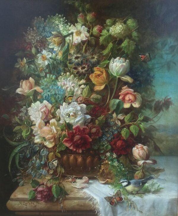 Peinture de : Hans Zatzka