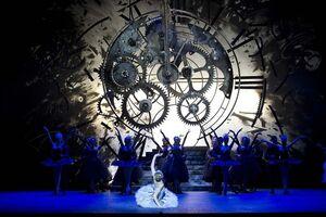 dance ballet times clocks adventure wonderland