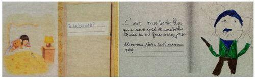 La production d'écrit chez le lecteur débutant, une difficulté? (7)